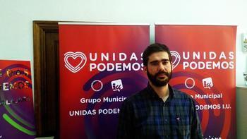 UNIDAS PODEMOS Izquierda Unida pesentará dos mociones en el próximo Pleno del Aytuntamiento de Guadalajara