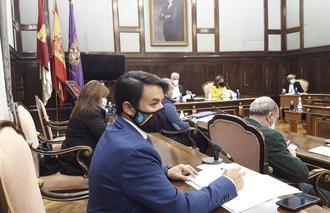 VOX apoya en la Diputación al transporte público provincial en Guadalajara mientras el PSOE se inhibe...una vez más