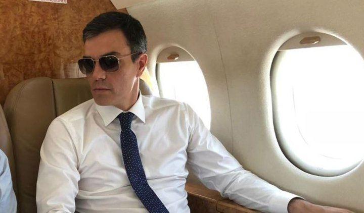 """La Junta Electoral abre expediente sancionador a Pedro Sánchez por el uso """"electoralista"""" de La Moncloa"""
