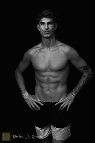 Jorge Lázaro, representante de Guadalajara en el Certamen de Belleza Mister Internacional España 2021 en Tenerife