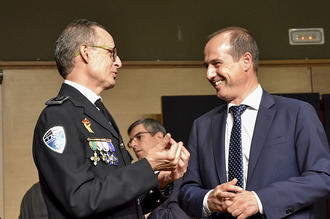 El Ayuntamiento de Guadalajara felicita a Jorge López por su Medalla de Oro al Mérito Profesional concedida desde el Gobierno regional
