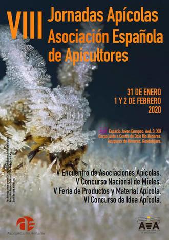 Azuqueca, sede de las VIII Jornadas Apícolas y la V Feria de Productos y Material Apícola