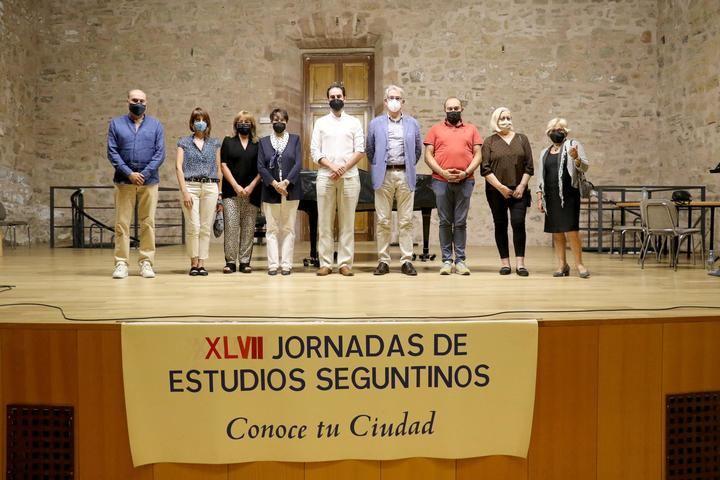 Las XLVII Jornadas de Estudios seguntinos analizan Candidatura del eje Sigüenza-Atienza como paisaje cultural
