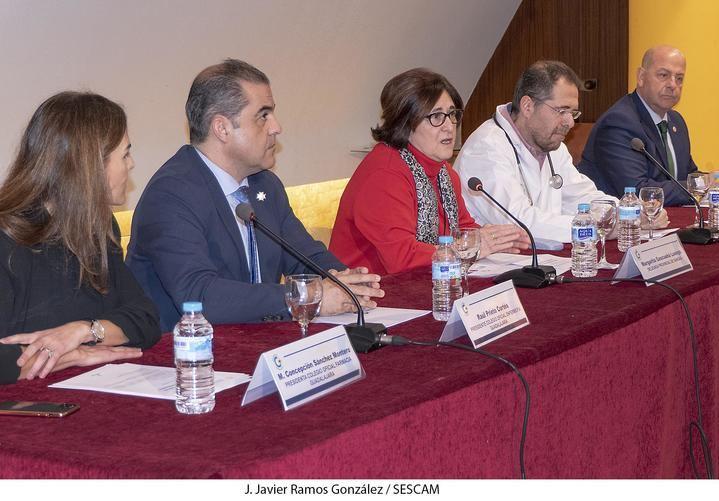 Celebración de la III Jornada de Investigación de la GAI de Guadalajara