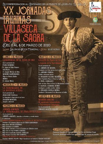 Villaseca de la Sagra con acento gallista, dos décadas de sus Jornadas Taurinas