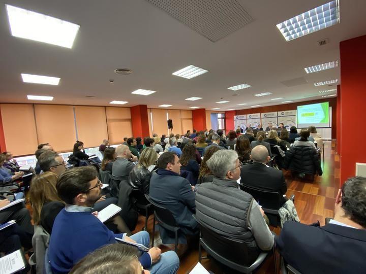 Gran éxito de participación en la Jornada sobre Novedades Legislativas en materia labral organizadas por CEOE-CEPYME Guadalajara
