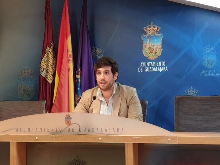 El Grupo Popular presenta una reclamación a la modificación de crédito que recortaba en empleo y asuntos sociales para aumentar la partida de fiestas de Guadalajara