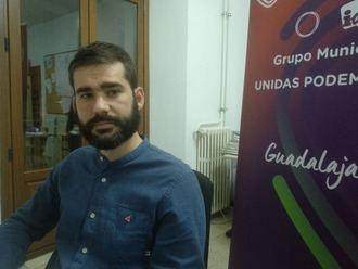 UNIDAS PODEMOS Izquierda Unida se abstiene en los presupuestos del Ayuntamiento de Guadalajara