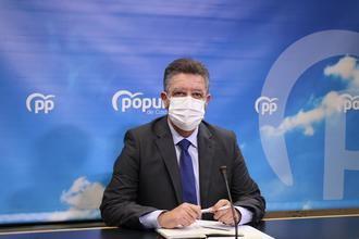El PP denuncia que Castilla La Mancha es la segunda comunidad autónoma de España con más pacientes hospitalizados por coronavirus (un incremento de un 248% en tan solo dos meses)
