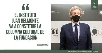 "Se crea el ""Instituto Juan Belmonte"", un foro de debate frente al animalismo"
