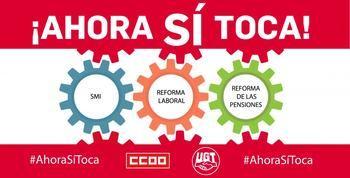 CCOO alerta de que la paga de jubilados de Castilla La Mancha es de las MÁS BAJAS de España, en algunos casos de la provincia de Cuenca ni siquiera se alcanzan los mil euros