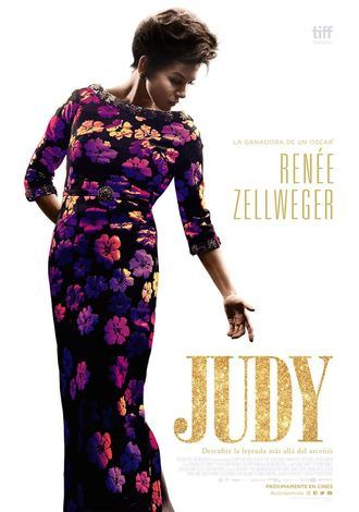 La última de Renée Zellweger (la Bridget Jones) : Judy