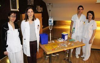 La preparación y manipulación de los medicamentos peligrosos protagonizan una nueva edición de los Jueves Enfermeros en Guadalajara