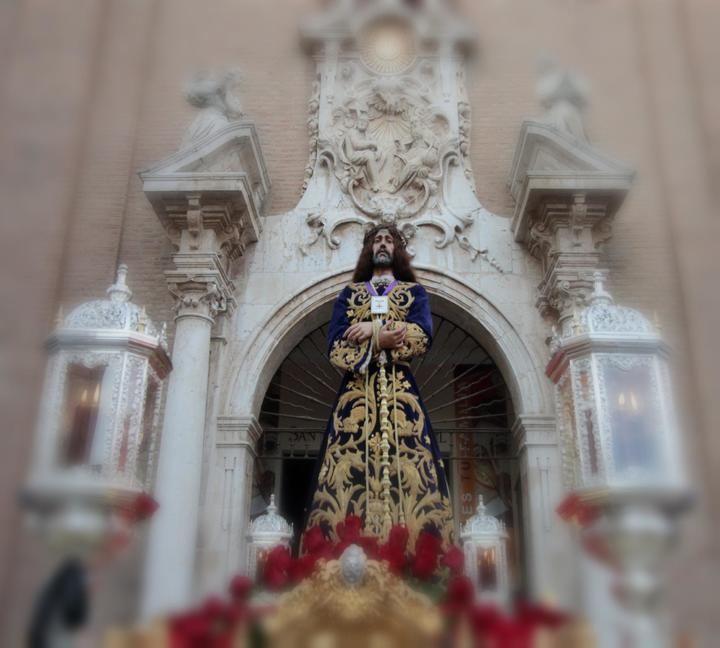 Procesión del Jueves Santo en Guadalajara. Foto: EDUARDO BONILLA (Archivo)