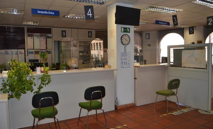 Ya están abiertas al público las oficinas de registro de todas las Delegaciones de las Consejerías de la Junta en Guadalajara