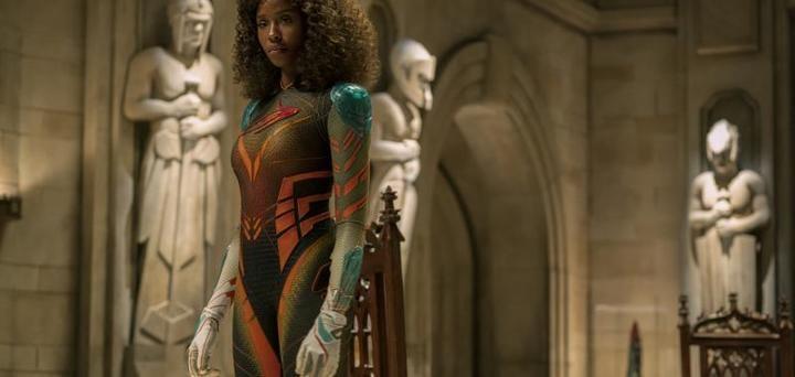 El nuevo drama épico de superhéroes de Netflix se estrena el próximo 7 de mayo