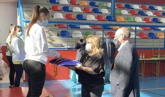Alovera volvió a acoger una gran cita deportiva nacional de Karate para categoría Junior y Sub21 el pasado fin de semana