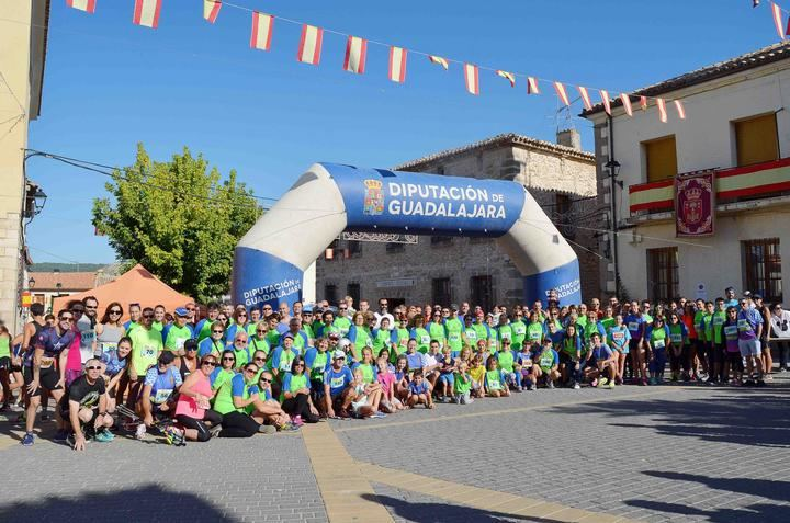 Este domingo, la VI Carrera Popular 'Lago de Pareja'