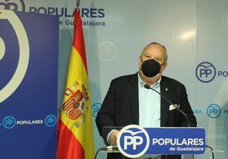 """Lamola asegura que la Ley de Armonización Fiscal de Page """"supone una subida de impuestos a todo el conjunto de los castellano manchegos"""""""