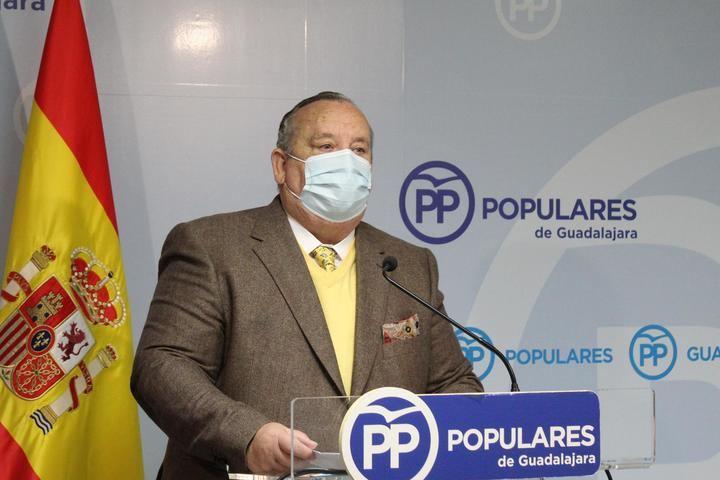 """Lamola define la gestión de la pandemia de Page """"como decepcionante"""" y asegura que estamos ante un gobierno """"incapaz de buscar soluciones y sacar adelante a CLM"""""""
