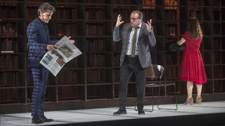 """Este viernes, """"La culpa"""" en el Teatro Buero Vallejo de Guadalajara"""