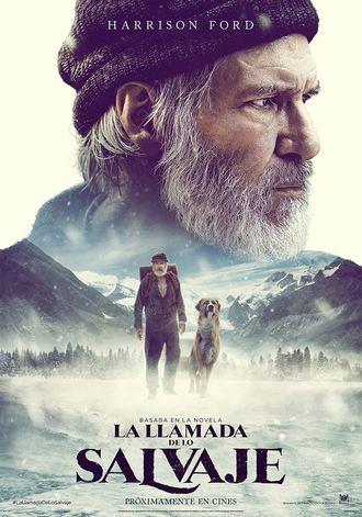 La última peli de Harrison Ford : La llamada de lo salvaje