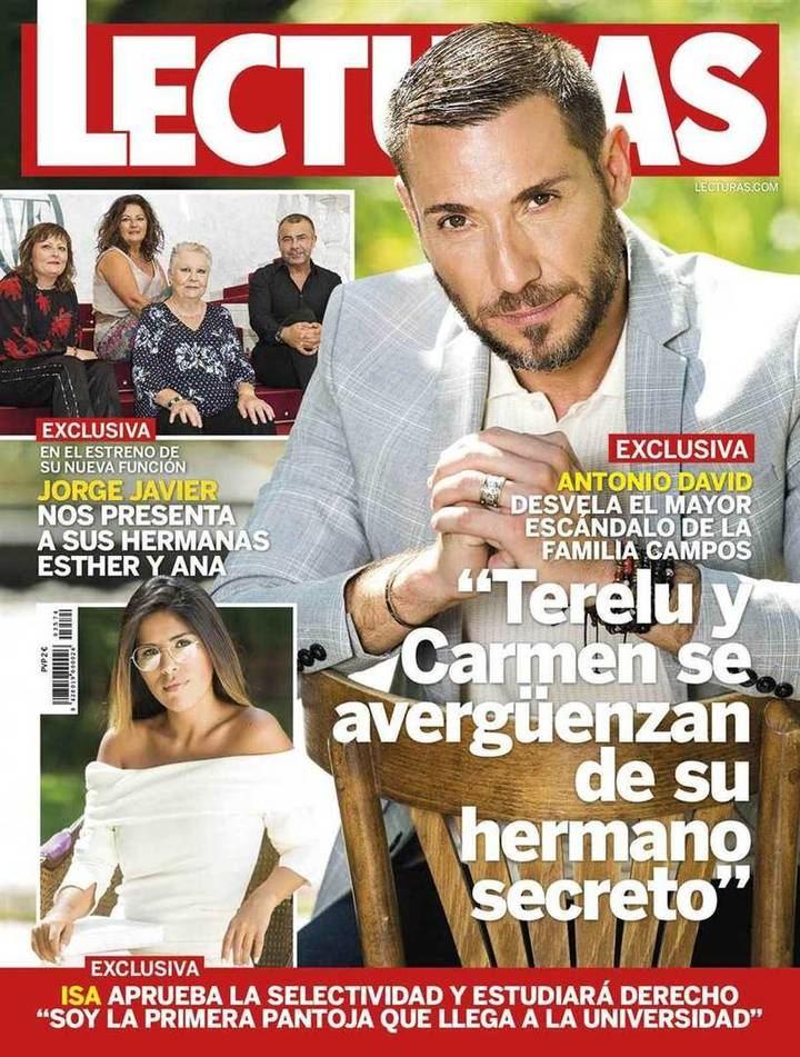 LECTURAS Alessandro Lequio pone contra las cuerdas a Belén Esteban tras la venta de su casa