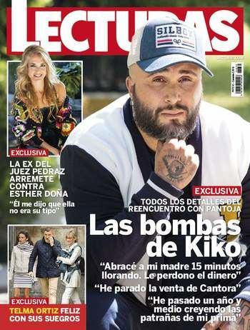 """LECTURAS Teresa Rivera hace un llamamiento a Kiko Rivera desde 'Sálvame': """"Tengo que decirle algo de su padre"""""""