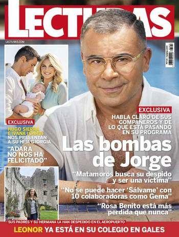 LECTURAS Rafa Mora pide perdón por filtrar información de 'Sálvame'