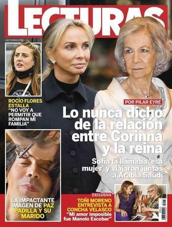LECTURAS El futuro se complica para Rocío Carrasco: se queda sin su único trabajo