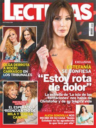 LECTURAS Fani se debate entre el amor a su novio Christofer Guzmán y la atracción fatal que siente hacia Rubén Sánchez