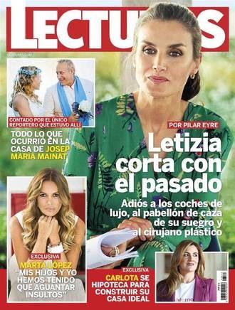 LECTURAS La isla de las tentaciones: Las ardientes imágenes de Marta Peñate y Dani
