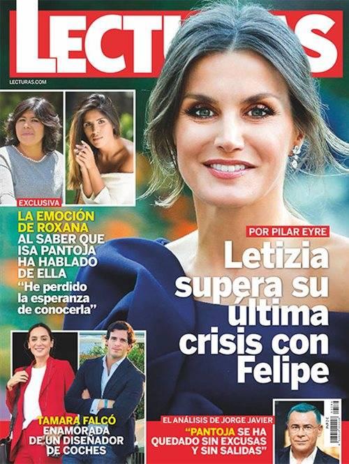 """LECTURAS Roxana Luque, madre biológica de Isa Pantoja, en exclusiva: """"He perdido la esperanza de conocerla"""""""