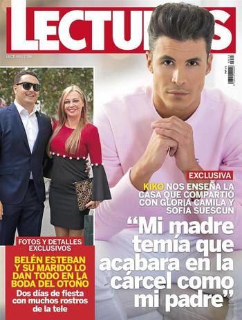 """LECTURAS Rosa Benito a degüello contra el director de """"Sálvame"""" David Valldeperas"""