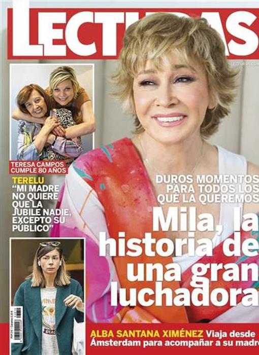 LECTURAS Belén Esteban, destrozada, recuerda con cariño a Mila Ximénez en 'Sálvame'
