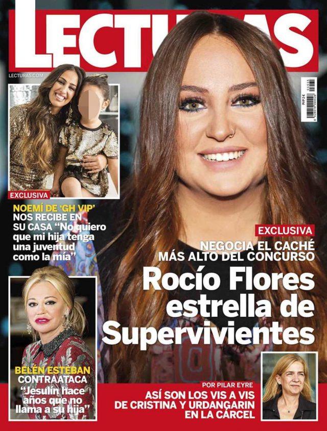 LECTURAS Belén Ro y Carmen Borrego dan una bofetada a Sálvame con su reconciliación