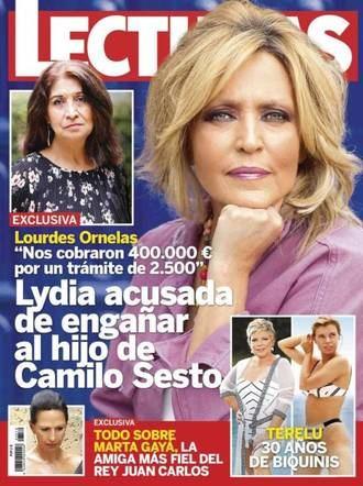 LECTURAS Durísimas declaraciones de la madre de Camilo (hijo) sobre Lydia Lozano