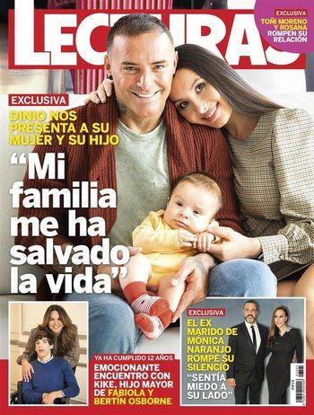 LECTURAS Toñi Moreno, rota tras creer que María Teresa Campos había muerto