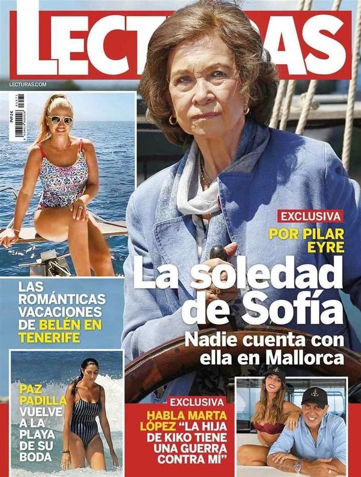 LECTURAS Rafa Mora y Macarena Millán se reconcilian con Iván González gracias a Suso