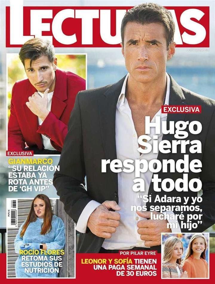 """LECTURAS Alberto Armenteros, el novio oculto de Joao: """"No hemos tenido relaciones"""""""
