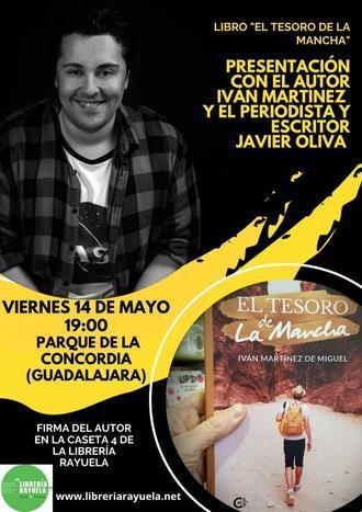 Escritores seguntinos, protagonistas en la Feria del Libro de Guadalajara