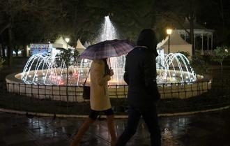 Ascenso de las temperaturas, chubacos dspersos y rachas de viento de hasta 19km/h este viernes en Guadalajara