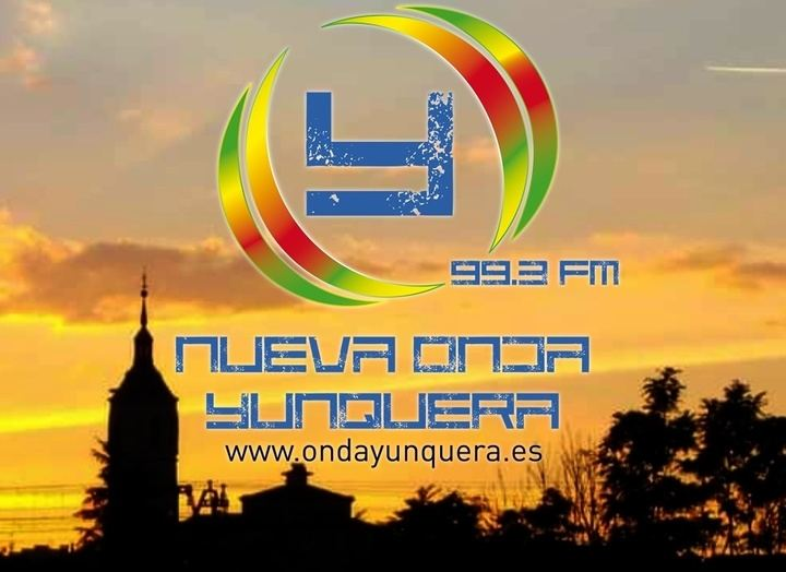 Nueva Onda Radio Yunquera estrena a partir de este miércoles un nuevo logo