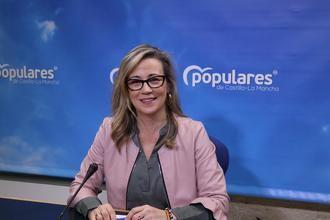 """Merino califica de """"osada"""" la campaña del PSOE-CLM de medidas a presumir y recuerda las """"23 vergüenzas"""" de Page"""