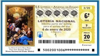 Guadalajara solo se gasta 3,2 millones en la Lotería del Niño, la menor consignación por habitante en Castilla La Mancha (12,68 euros)