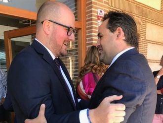 Lucas Castillo es proclamado, con el 69,82%, candidato ÚNICO a la Presidencia del Partido Popular de Guadalajara