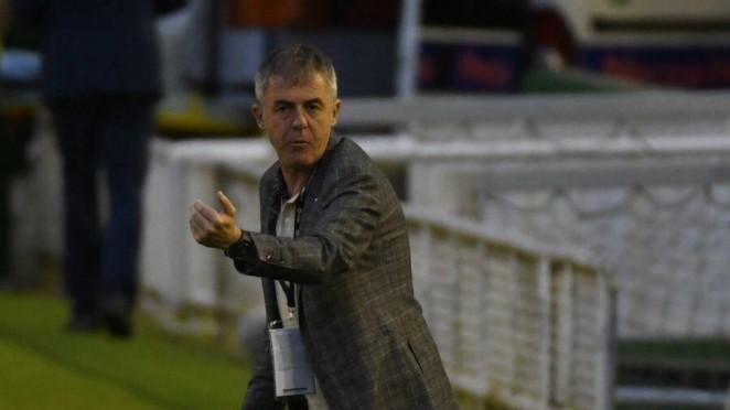 """Lucas Alcaraz: """"Esta vez hemos sido capaces de ganar sin ofrecer nuestra mejor versión"""""""