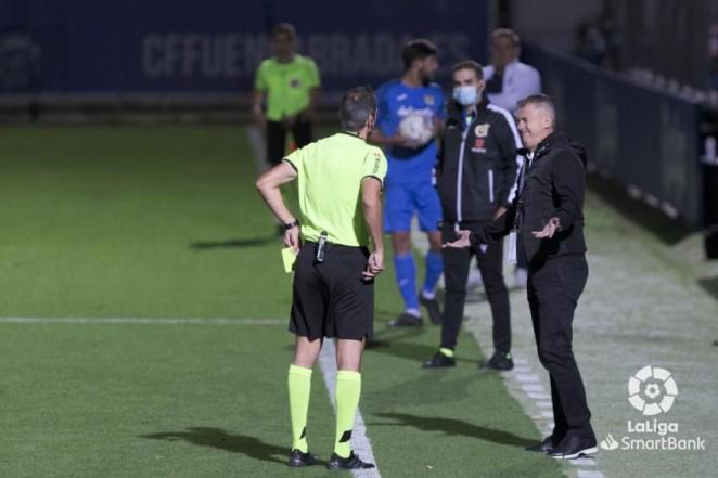 """Lucas Alcaraz: """"No es momento de palabras, sino de hechos: hay que ganar el sábado"""""""