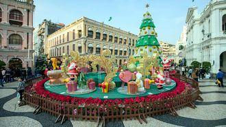 Macao: La particular Navidad de la antigua colonia portuguesa