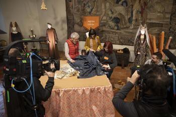 RECORD : 'Maestros de la costura' llegó a su máxima audiencia de la temporada en Sigüenza